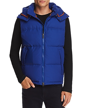Junya Watanabe The North Face Hooded Puffer Vest