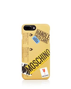 Moschino iPhone 7 Plus Case