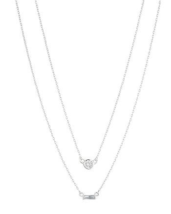 Ralph Lauren - Layered Double Row Necklace, 16-18""