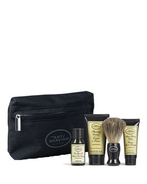 THE ART OF SHAVING Starter Kit With Bag, Unscented
