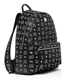 MCM - Medium Stark Visetos Backpack