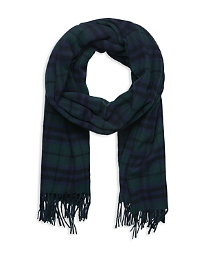 The Kooples  WOOL CHECKED SCARF