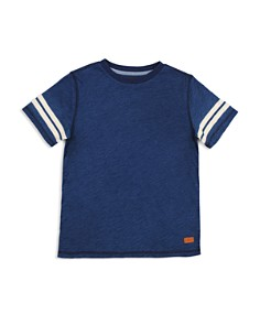 7 For All Mankind Boys' Tee with Striped Sleeves - Big Kid - Bloomingdale's_0