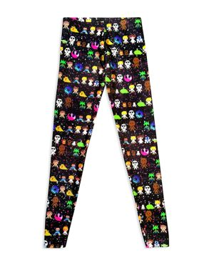 Terez Girls' Star Wars Gangs All Here Leggings - Little Kid