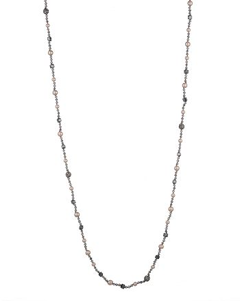Carolee - Long Vintage Necklace, 60""