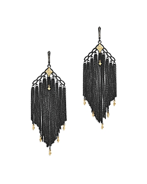 Click here for Armenta 18K Yellow Gold & Blackened Sterling Silve... prices