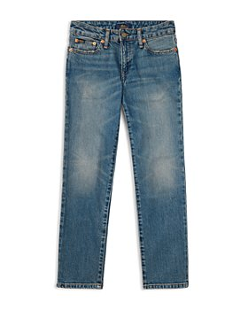 Ralph Lauren - Boys' Straight-Leg Jeans - Little Kid, Big Kid