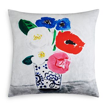 "kate spade new york - Vase Decorative Pillow, 20"" x 20"""