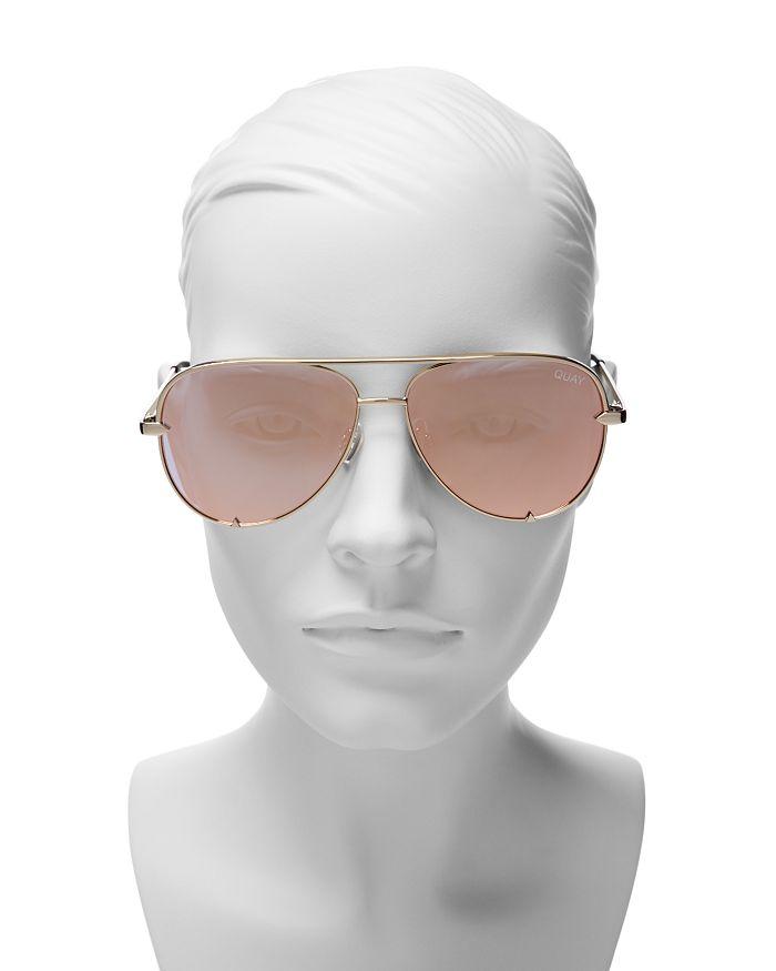 a085863adf7936 Quay - Women s High Key Mini Aviator Sunglasses