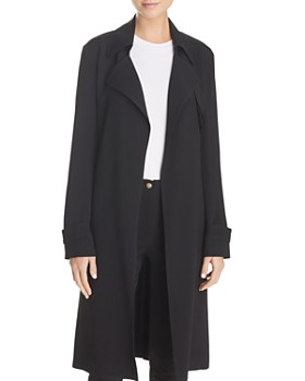 Theory - Oaklane B Trench Coat