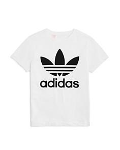 Adidas Unisex Logo Graphic Tee - Big Kid - Bloomingdale's_0