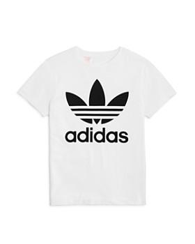 Adidas - Unisex Logo Graphic Tee - Big Kid