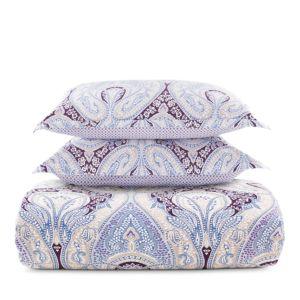 Echo Ivy Paisley Comforter Set, California King