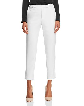 Alice and Olivia - Cadence Slit-Cuff Pants