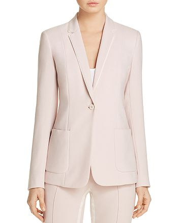 Elie Tahari - Wendy Ribbon Trim Blazer