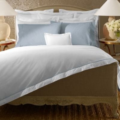 Ralph Lauren   RL 464 Percale Fitted Sheet, California King