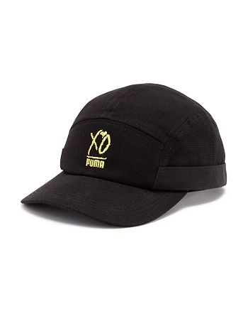 PUMA x XO The Weeknd Canvas Cap  73759bf50638