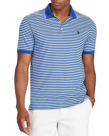Polo Ralph Lauren - Striped Soft-Touch Classic Fit Polo Shirt