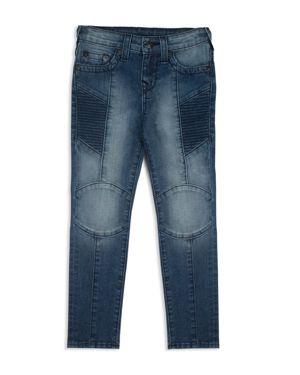 True Religion Boys' Moto Jeans - Big Kid 2790006