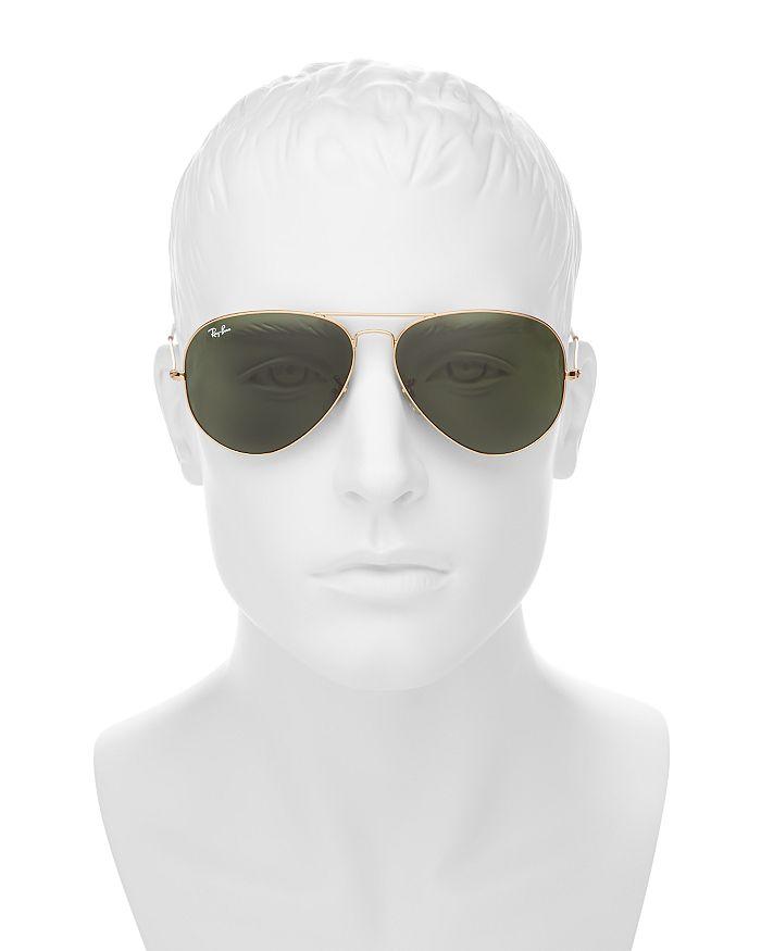 2a8fc72a52f Ray-Ban - Unisex Polarized Original Aviator Sunglasses