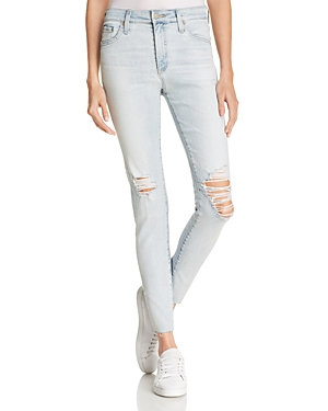 Ag Farrah Skinny Ankle Jeans in 24 Years Seabird
