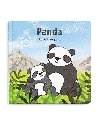 Jellycat - Panda Book - Ages 0+