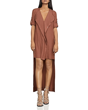 Bcbgmaxazria Gabriella High/Low Dress