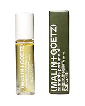 MALIN and GOETZ - Cannabis Perfume Oil 0.3 oz.