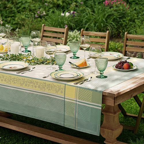 Villeroy & Boch - Fleurence Jacquard Table Linens