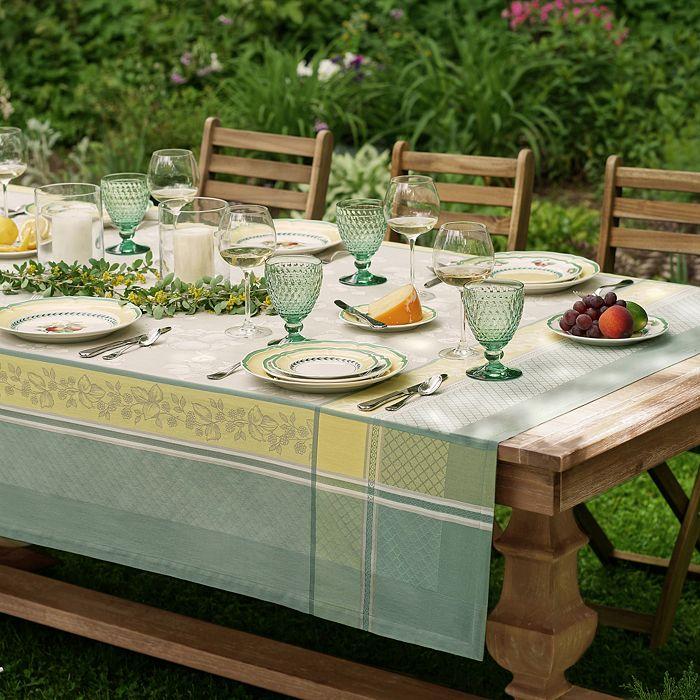 Villeroy & Boch - Fleurence Jacquard Table Linens