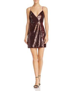Bcbgmaxazria Sequin Mini Dress 2801888