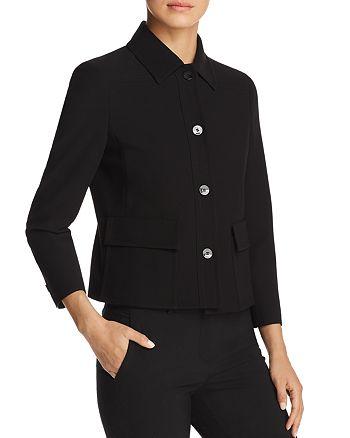 BOSS - Juriona Button-Down Jacket