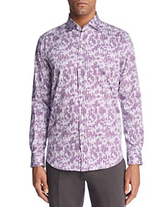 Robert Graham - Jennings Patterned Long Sleeve Button-Down Shirt - 100% Exclusive