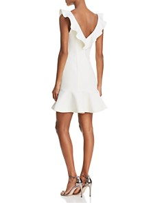 LIKELY - Harlow Ruffle-Trim Dress