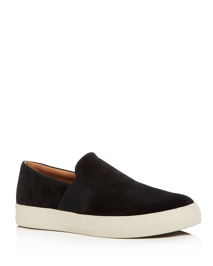 Vince - Men's Caleb Suede Slip-On Sneakers