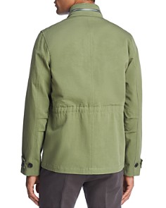 Paul Smith - Field Jacket with Zip-In Hood
