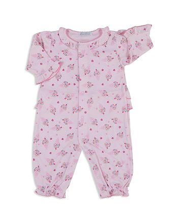 Kissy Kissy - Girls' Cherry on Top Ice Cream Print Playsuit - Baby