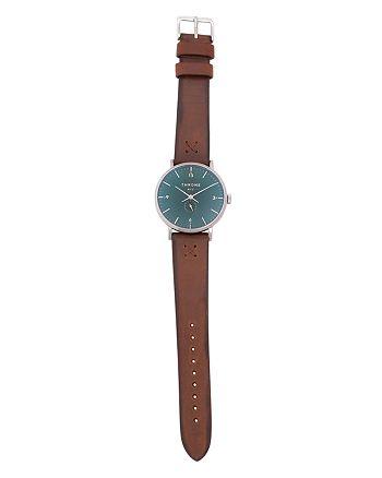 Throne - Green 1.0 Maple Italian Band Watch, 36mm