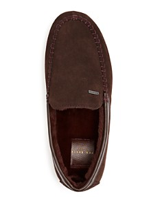 Ted Baker - Men's Moriss Suede Moccasin Loafers