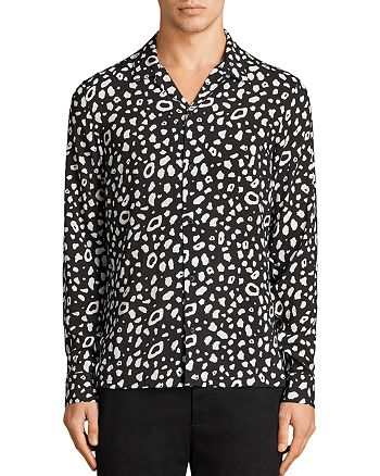 ALLSAINTS - Panther Regular Fit Button-Down Shirt
