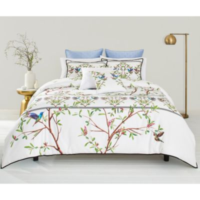 Bow Quilted King Sham