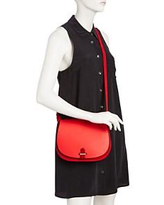 Celine Lefebure - Emma Leather & Suede Saddle Bag - 100% Exclusive