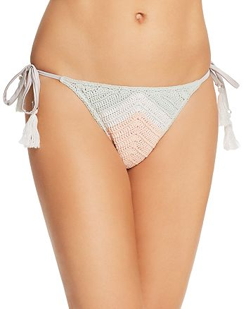 Suboo - Sage Chevron Bikini Bottom