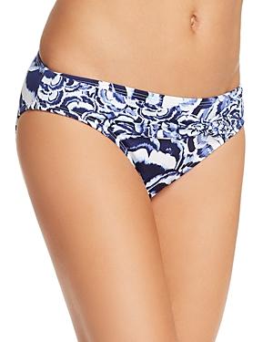 Tommy Bahama Pansy Twist Front Bikini Bottom