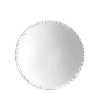 L'Objet - Corde White Soup Plate