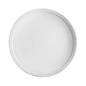 L'Objet - Corde White Dinner Plate
