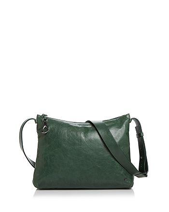 HALSTON HERITAGE - Tina Leather Crossbody Bag