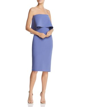 Likely Driggs Asymmetric Strapless Dress