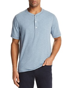 Billy Reid Hunter Short Sleeve Henley - Bloomingdale's_0