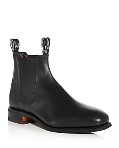 R.M. Williams - Men's Comfort Craftsman Leather Chelsea Boots
